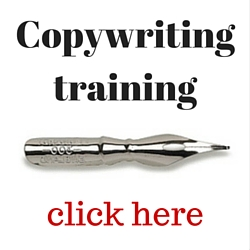 Copywriting training